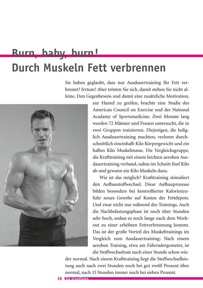Das Muskel-Manual: Der ultimative Trainings-Guide: Amazon.de ...