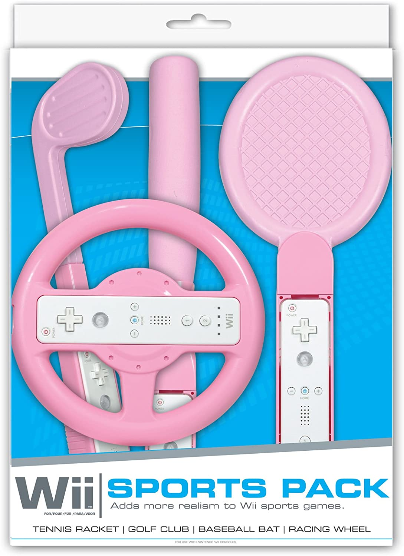Competition Pro Wii Sports Pack - Pink (Wii) [Importación inglesa]: Amazon.es: Videojuegos