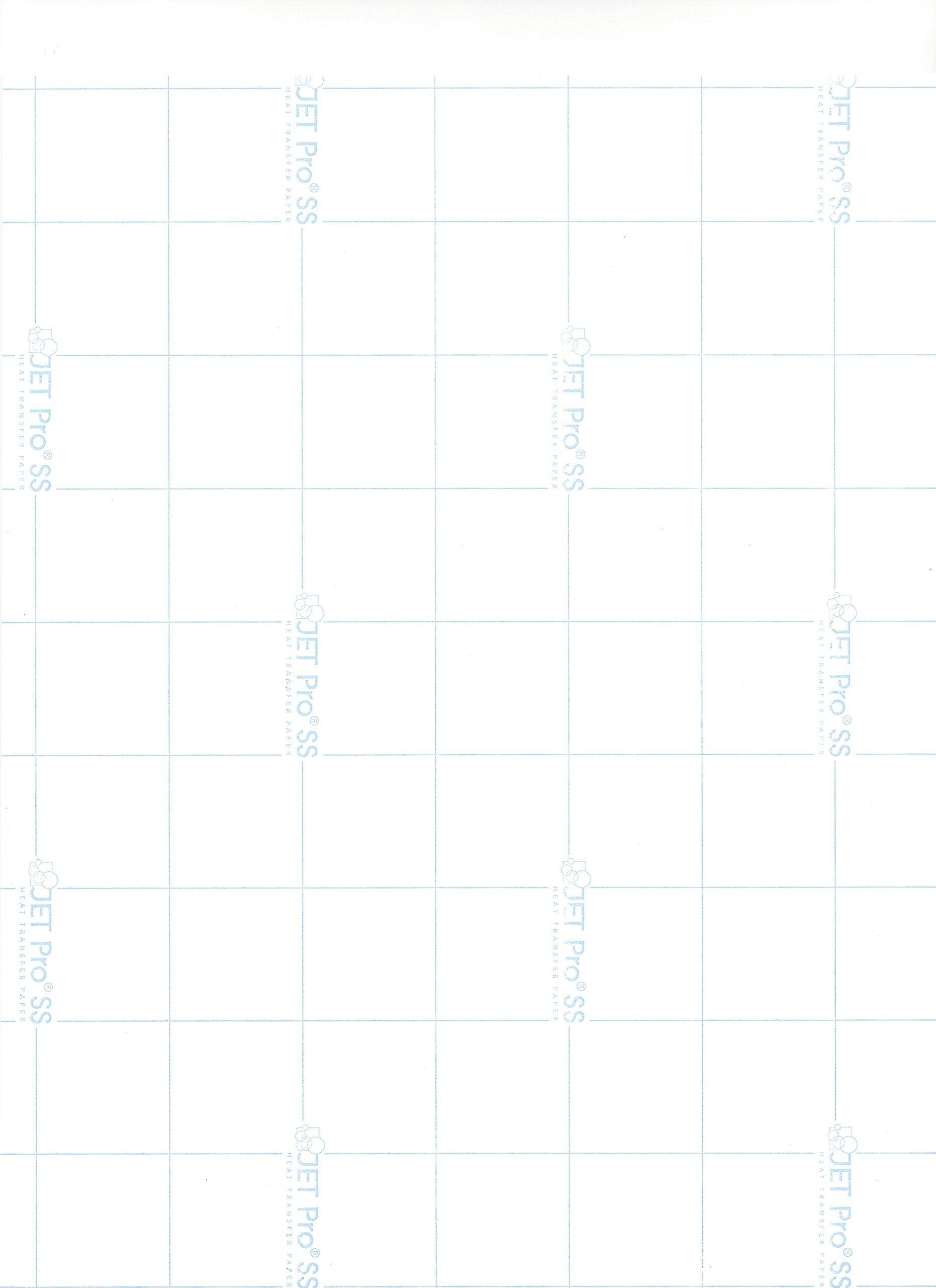 500 SHEETS IRON ON TRANSFER PAPER / JET-PRO SofStretch JETPRO SS bulk by  (Image #2)