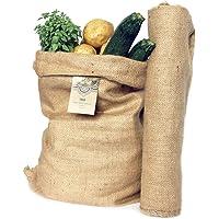 Sacos Grandes de Yute 100% Natural - Pack