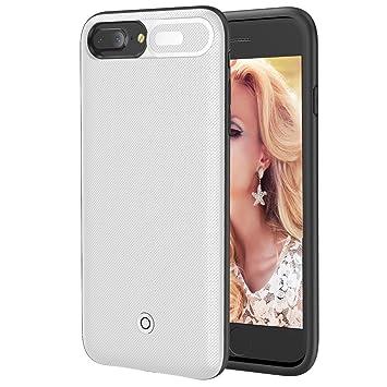 a903decef7 COOLEAD- バッテリー内蔵ケース iphone6/6s/7/8 ケース型バッテリー 3000mAh