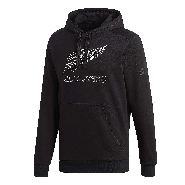 adidas AB Supp Hoody Sudadera-Selección Rugby Nueva Zelanda, Hombre: Amazon.es: Deportes y aire libre
