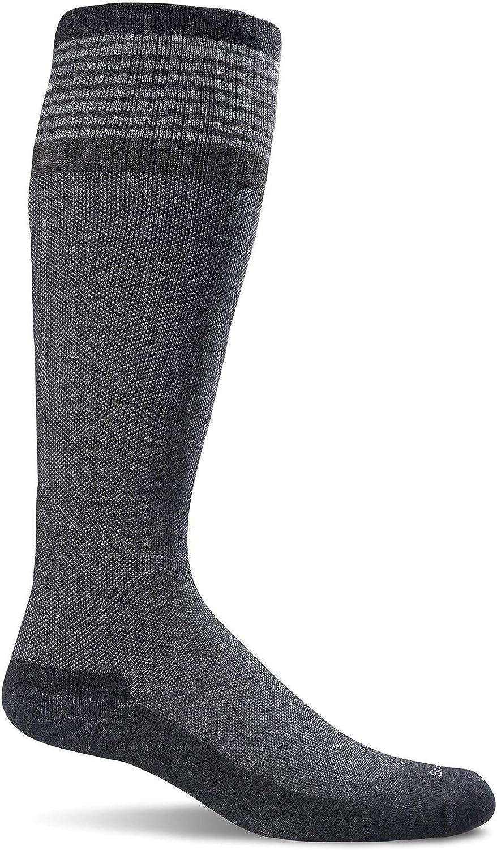 Sockwell Women's Elevation Firm Graduated Compression Socks: Sockwell: Clothing