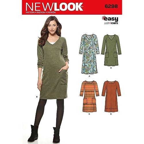 Dress Sewing Patterns Amazon