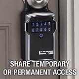 Master Lock Lock Box, Electronic Portable Key