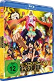 One Piece - 12. Film: Gold [Alemania] [Blu-ray]