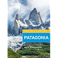 Moon Patagonia (Fifth Edition): Including the Falkland Islands