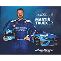 $74 » AUTOGRAPHED 2019 Martin Truex Jr. #19 Auto-Owners Insurance Toyota Camry (Joe Gibbs Racing) Monster Energy Cup Series Signed Collectible…
