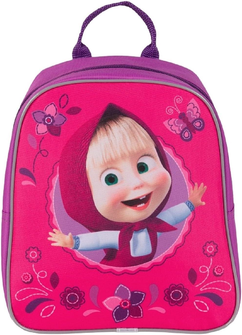 masha and the bear backpack Girls//Children Bag Masha And The Bear Backpack