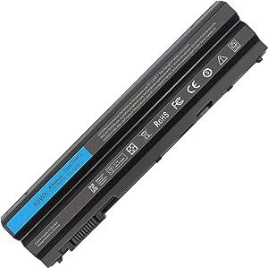 E6420 T54FJ Battery Compatible with Dell Inspiron 14R 15R 17R 4420 4520 4720 5420 5520 5720 7420 7720 8858X M5Y0X 312-1163 HCJWT E5420 E5430 E5530 E6430 E6520 E6530 N4420 N4720