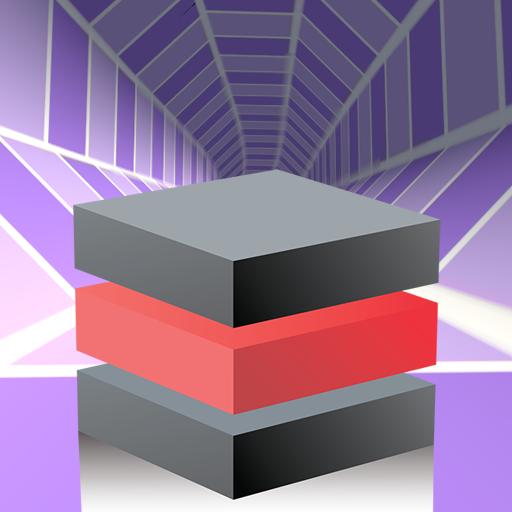 Geometry Tunnel Rush