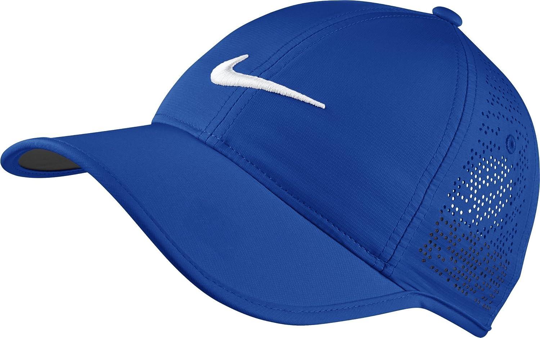 Nike W NK H86 Perf Gorra de Golf, Mujer, Azul (Paramount Blue ...