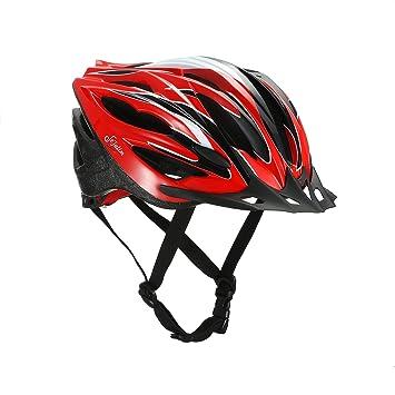Casco Ciclismo De Mujer y Hombre - MTB Cascos Bicicleta De Montaña Adulto Ajustable para Deportes