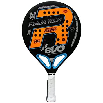Royal Pádel Pala Super EVO Orange: Amazon.es: Deportes y aire libre