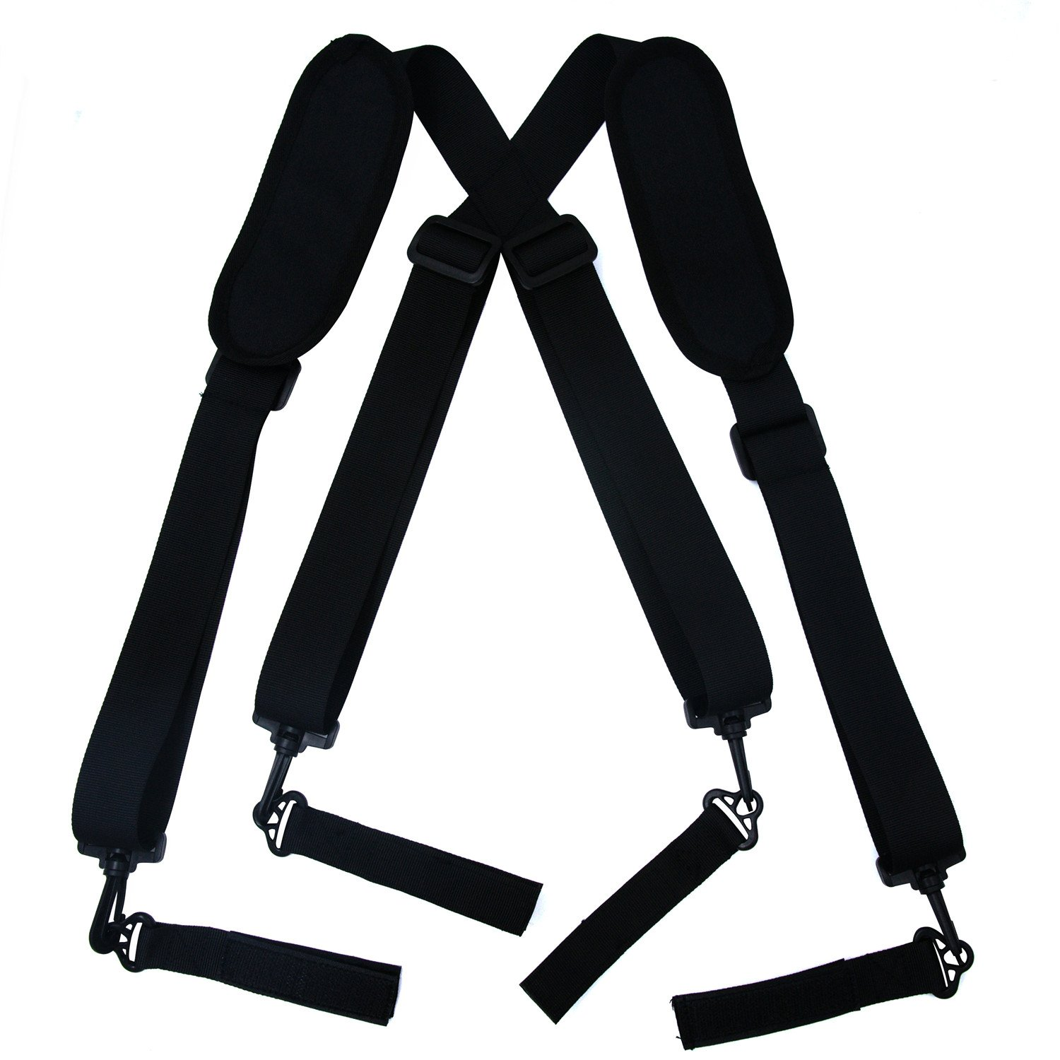 Loosco Duty And Durable Adjustable Tool Belt Suspenders With Pro Comfort Padding Partnered For Duty Belt by Loosco