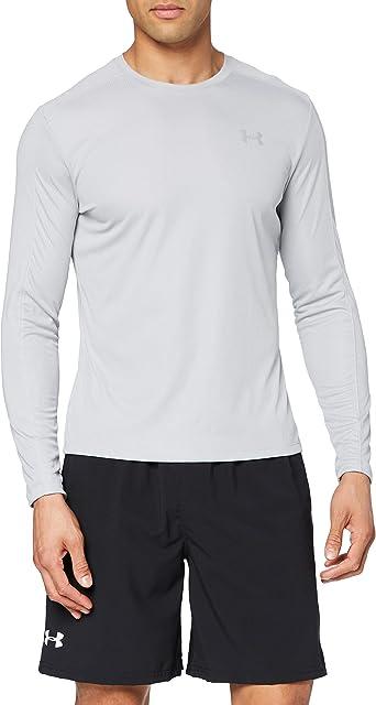 Under Armour UA Qualifier 3/4 Sleeve Camiseta de Manga Larga Hombre