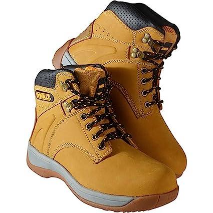 DeWalt Extreme 3 botas de seguridad trabajo puntera de acero trigo | UK 8 EURO 42