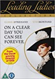 On A Clear Day You Can See Forever [DVD] [1970]