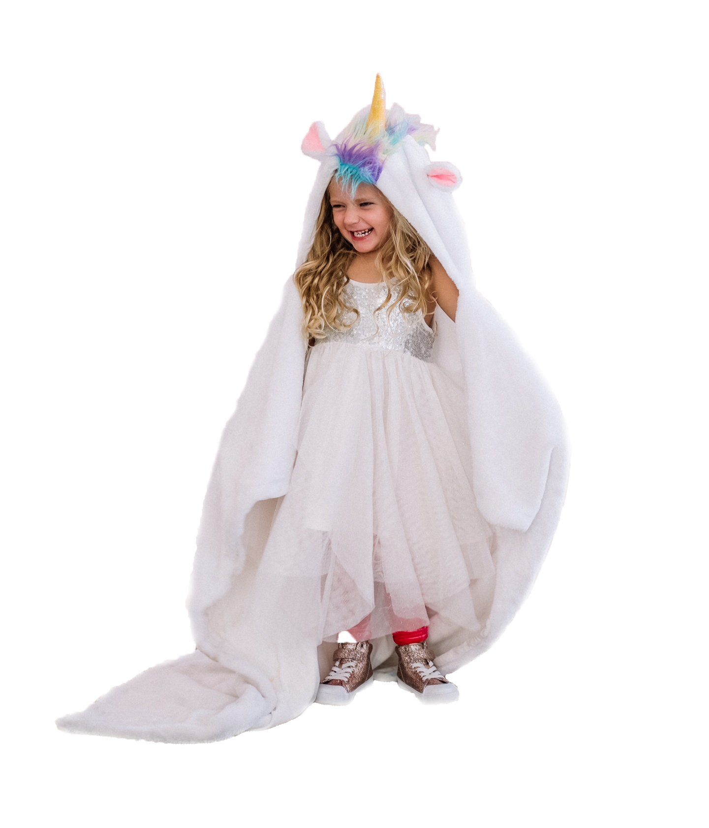 JaceyLane - Unicorn Blanket | Comfortable Soft Mink Fabric Blanket| by JaceyLane