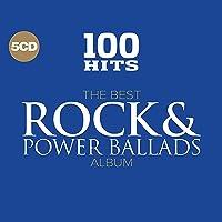 100 Hits / The Best Rock & Power Ballads Album / V/A