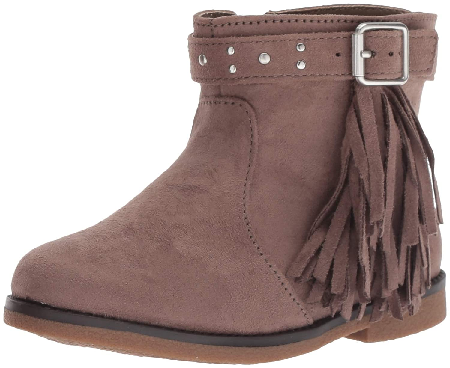 Taupe TDDLR 6 Child US Toddler The Childrens Place Girls Bootie Fashion Boot