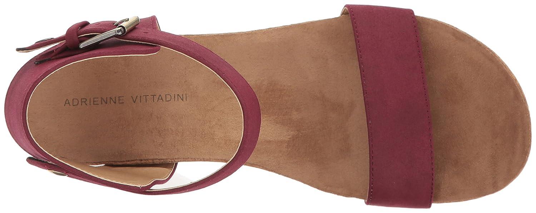 Adrienne Vittadini Footwear Women's B01N03PPNH Ted B01N03PPNH Women's 8 M US|Red 5406b7