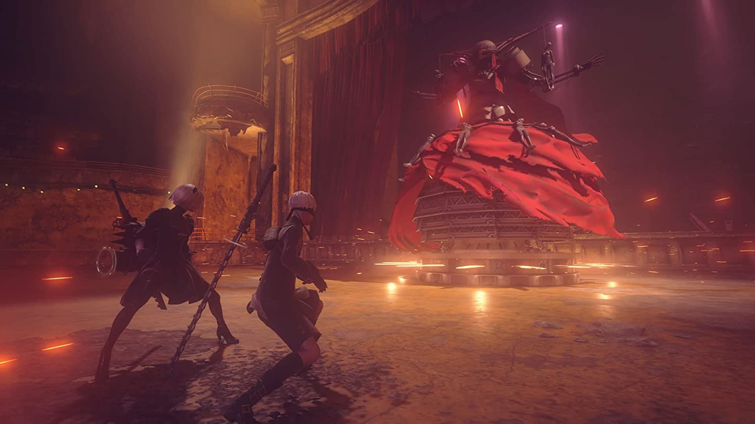 Koch Media NIER: Automata, PS4 - Juego (PS4, PlayStation 4, Acción / RPG, PlatinumGames, PG (Guía parental), Básico, Square Enix): Amazon.es: Videojuegos