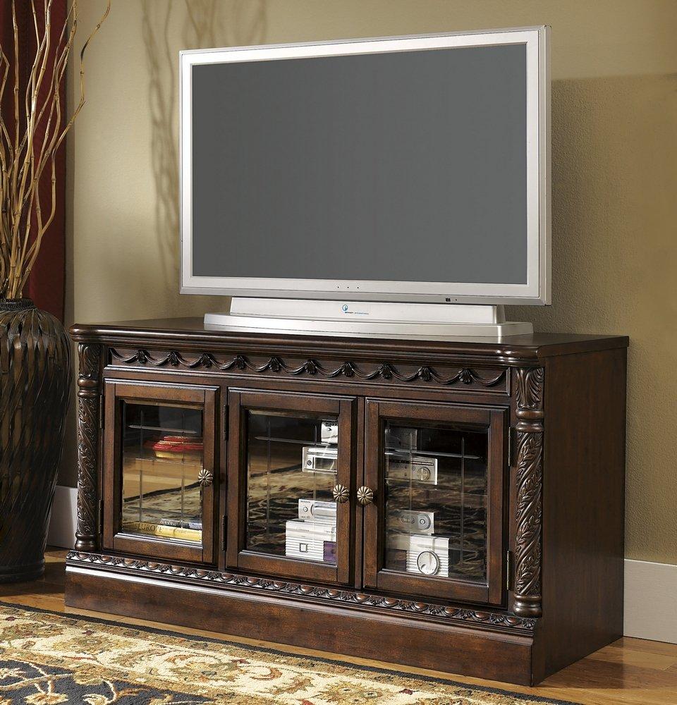 Amazon Com Ashley Furniture North Shore Traditional Tv Stand