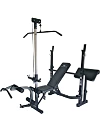 Amazon Com Adjustable Benches Strength Training