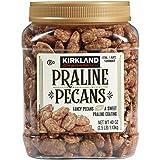 Kirkland Signature Praline Pecans 2.5lb (Family Bundle)