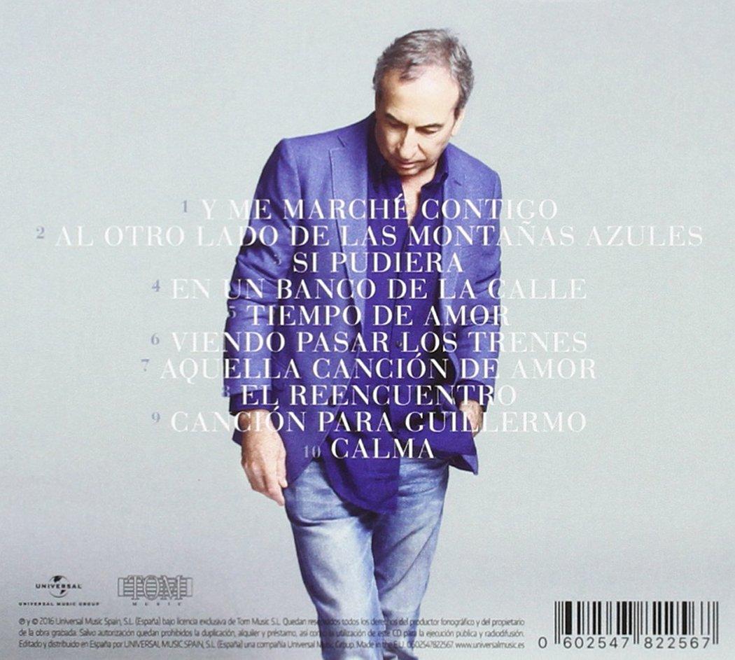 Calma - Edición Deluxe Digi: Jose Luis Perales: Amazon.es: Música