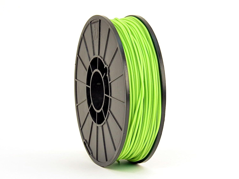 Aleph Objects Inc Filamento de impresora 3D NinjaFlex, TPE, 3 mm ...