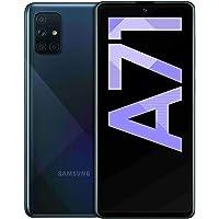 Samsung Galaxy A71 Dual SIM 128 GB 6 GB RAM SM-A715FN/DS Crush Svart