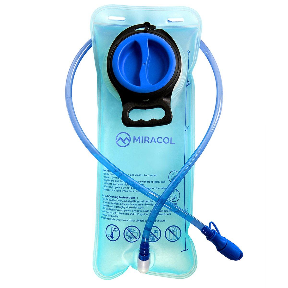 Miracol Trinkflasche 2 Liter 70 oz Reservoir