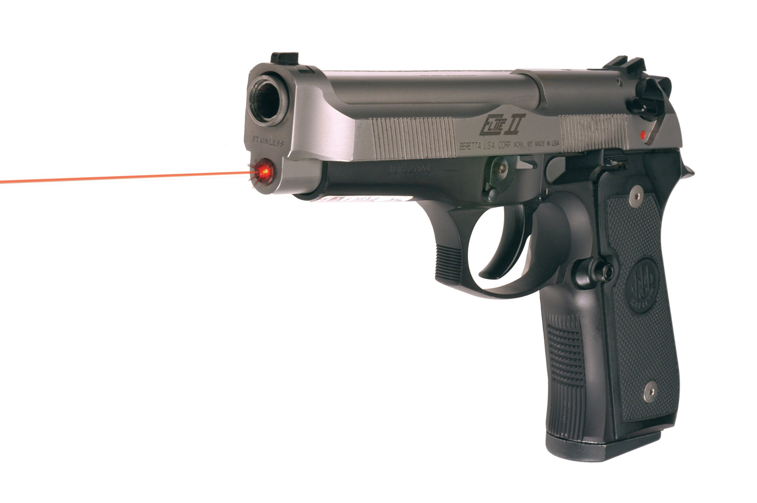 LaserMax LMS-1441 Guide Rod Laser for Beretta 92 & 96 full size and Taurus PT92, PT99, PT100, and PT101 by LaserMax (Image #3)