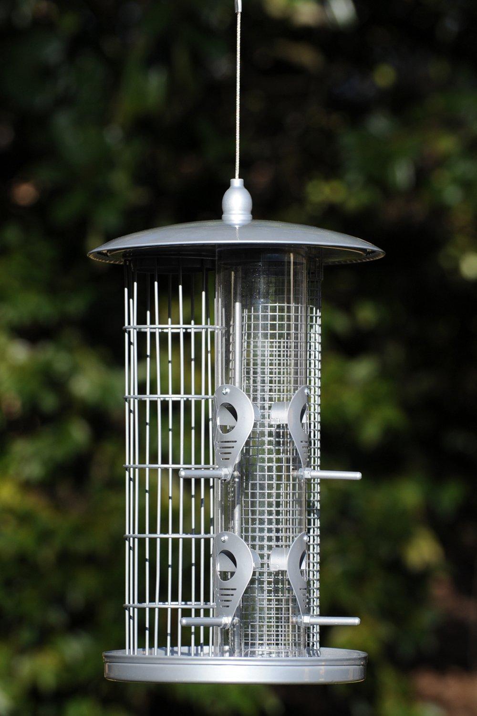 Amazon.com : Quirky Bird Products-3-tube, Multi-port, Hanging Bird ...