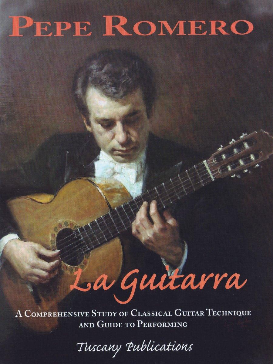 Amazon.com: La Guitarra - A Comprehensive Study Of Classical Guitar ...
