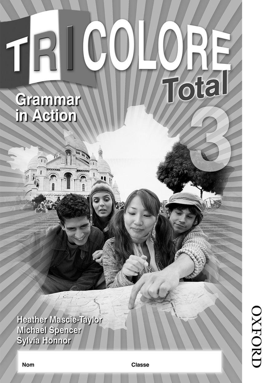 Tricolore Total 3 Grammar in Action Workbook (8 pack) ebook