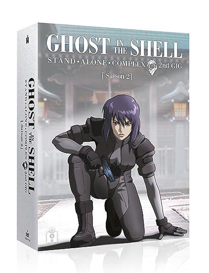 Ghost in the Shell - Stand Alone Complex: SAC 2nd GIG - Saison 2 Francia DVD: Amazon.es: Kenji Kamiyama: Cine y Series TV