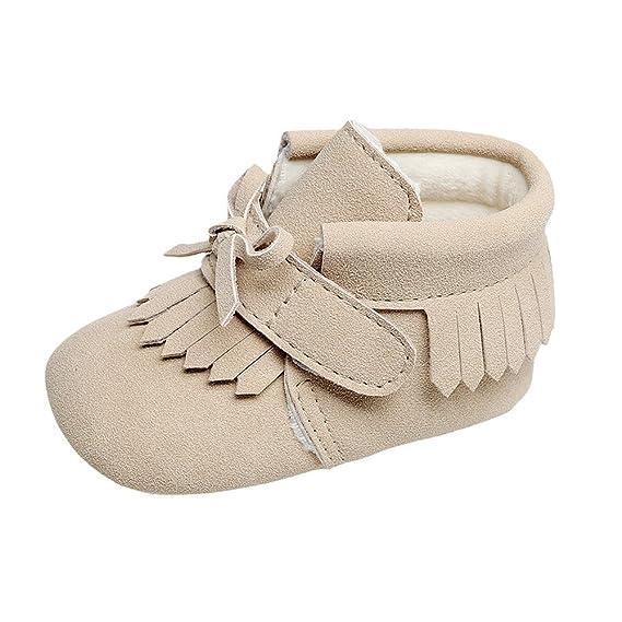 Bebe Zapatos 0 a18 meses Recien Nacido Niña Niño Zapatillas Patrón de Pata de Dibujos Animados Primeros Pasos de Antideslizante: Amazon.es: Ropa y ...