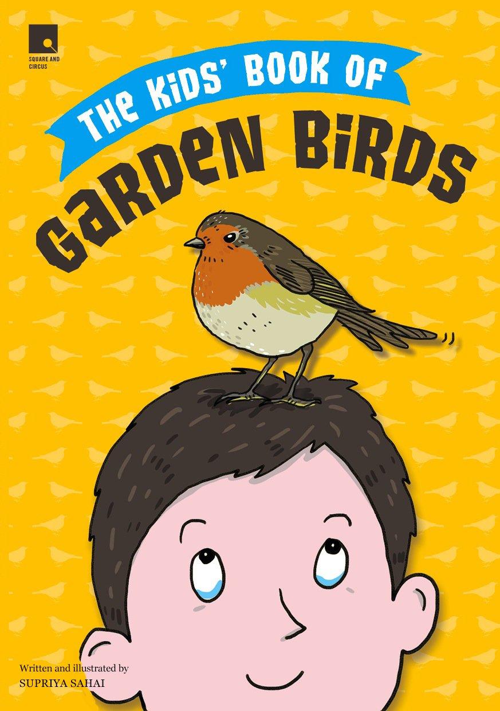 Download The Kids' Book of Garden Birds PDF