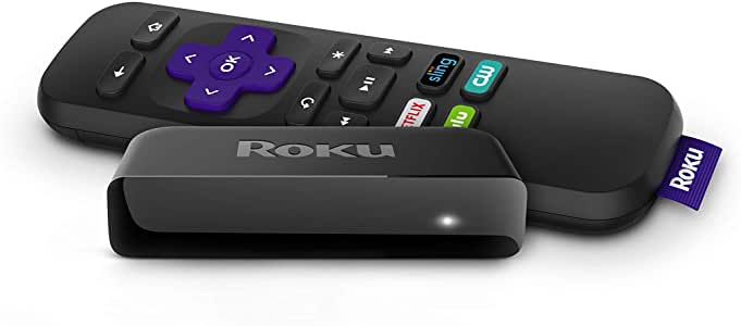Roku Express+ HD Streaming Media Player Turn Old TV into a Smart TV!