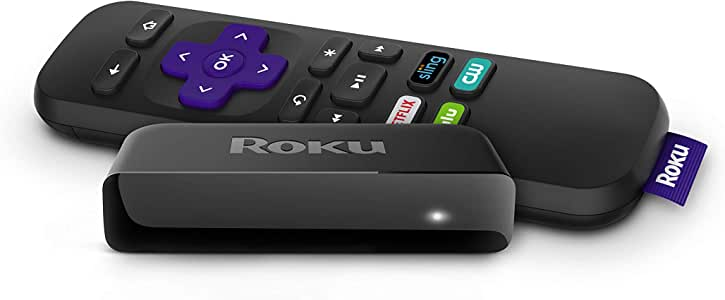 Roku Express | Easy High Definition (HD) Streaming Media Player (2018)