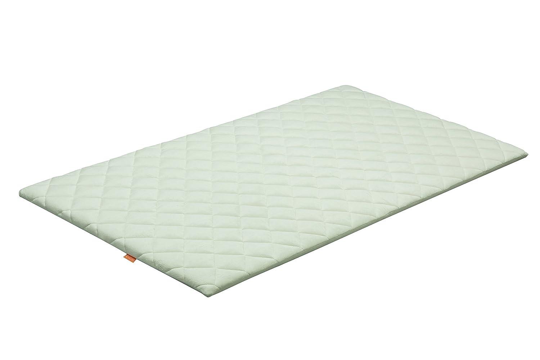 ホワイト 厚さ5cmセミダブル シーコア オーバーレイマットレス C-CORE 高反発素材 B00R0KT5U4セミダブル A007