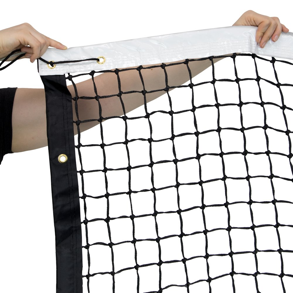 Deluxe 42 Ft Tennis Net & Cable - Includes Bonus Carry Bag! by CSG (Image #3)