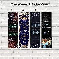 Kit Marcadores de página - O Príncipe Cruel 4 un