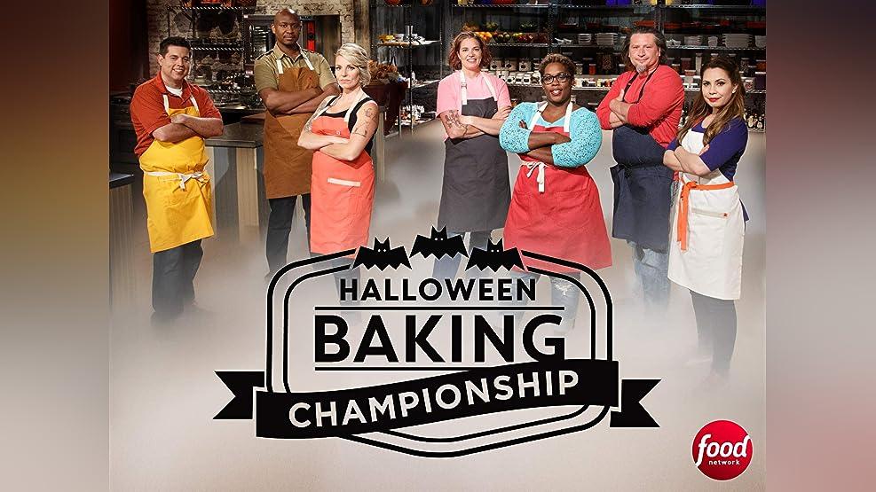 Halloween Baking Championship - Season 2