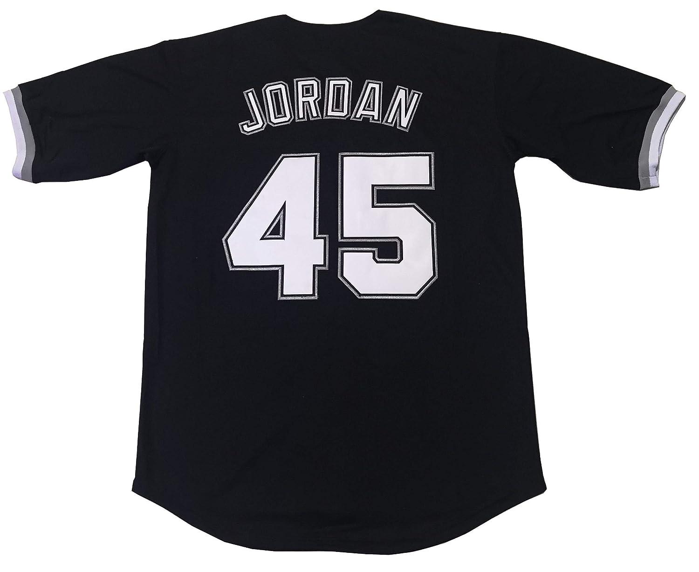 new styles 81700 24fb0 Kooy Jordan #45 Birmingham Barons Baseball Men Jersey Stitched