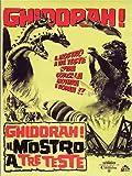 Ghidorah, Il Mostro a Tre Teste (DVD)