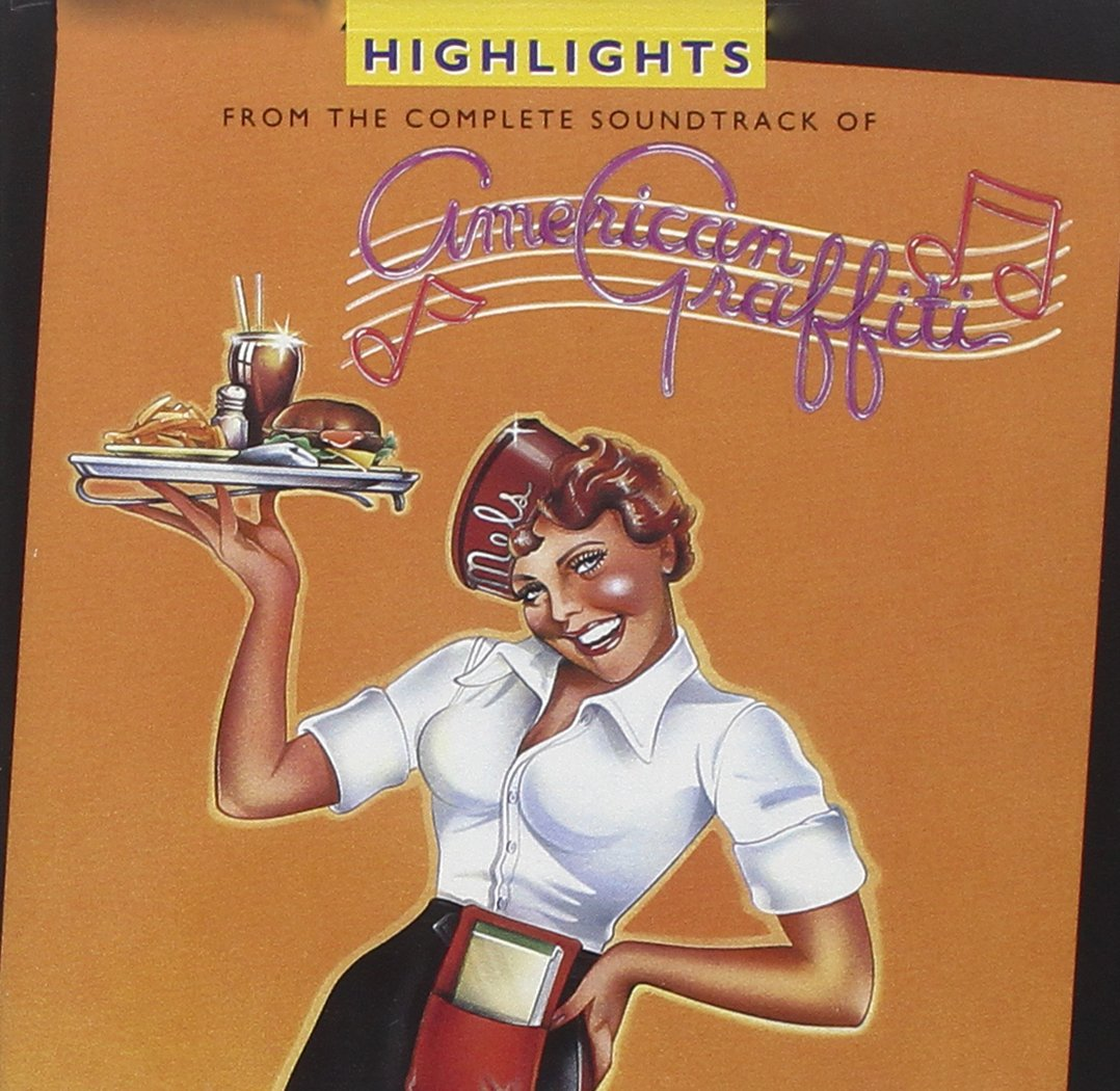 Eugene finley various artists highlights from the complete soundtrack of american graffiti amazon com music
